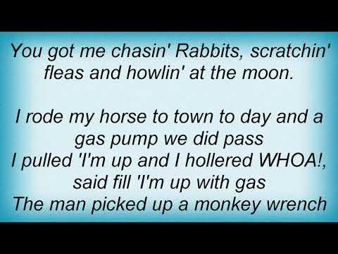 Hank Williams - Howlin' At The Moon Lyrics