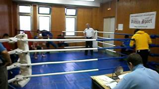 Илья Беликов одерживает вторую победу во втором бою