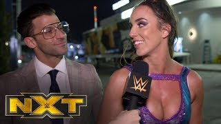 Chelsea Green & Robert Stone celebrate a successful relaunch: NXT Exclusive, Feb. 19, 2020