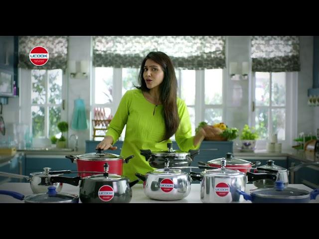 U-Cook Cooker & Cookware by Sarita Chadha
