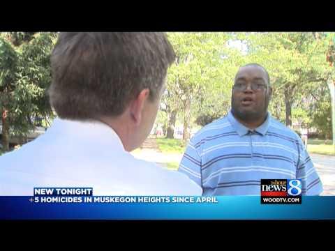 Stats: Muskegon Heights more dangerous than Flint