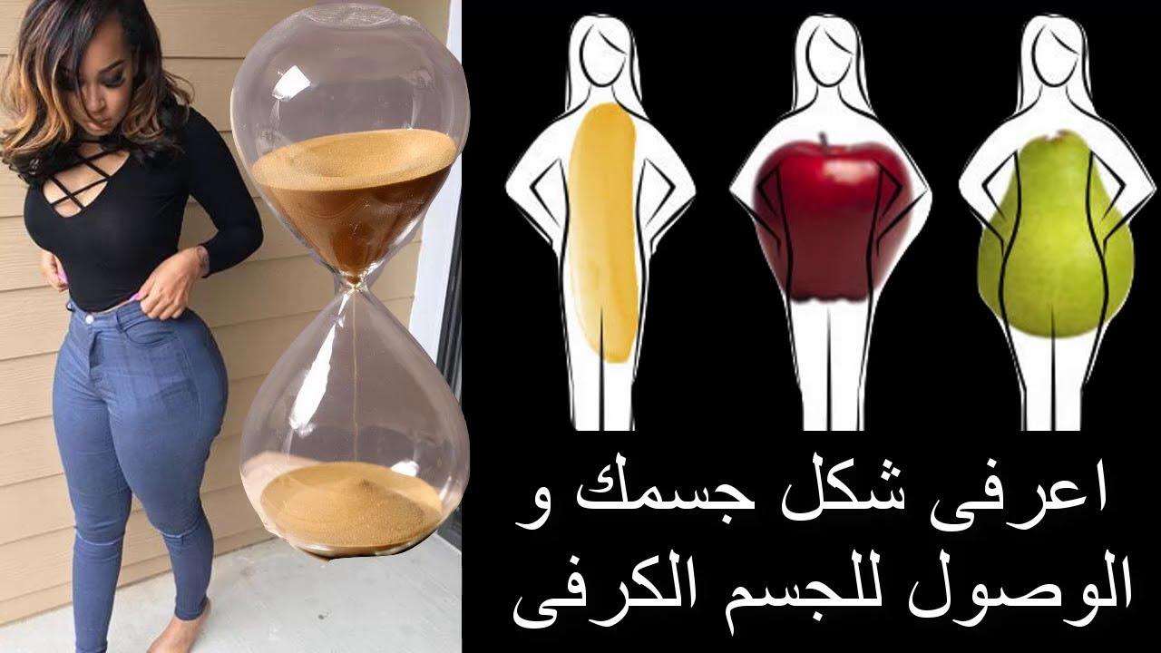 4e1bb6177 4 انواع اجسام البنات - ازاى توصلى للجسم المثالى ( الساعة الرملية ) الذى  يعشقه جميع الرجال