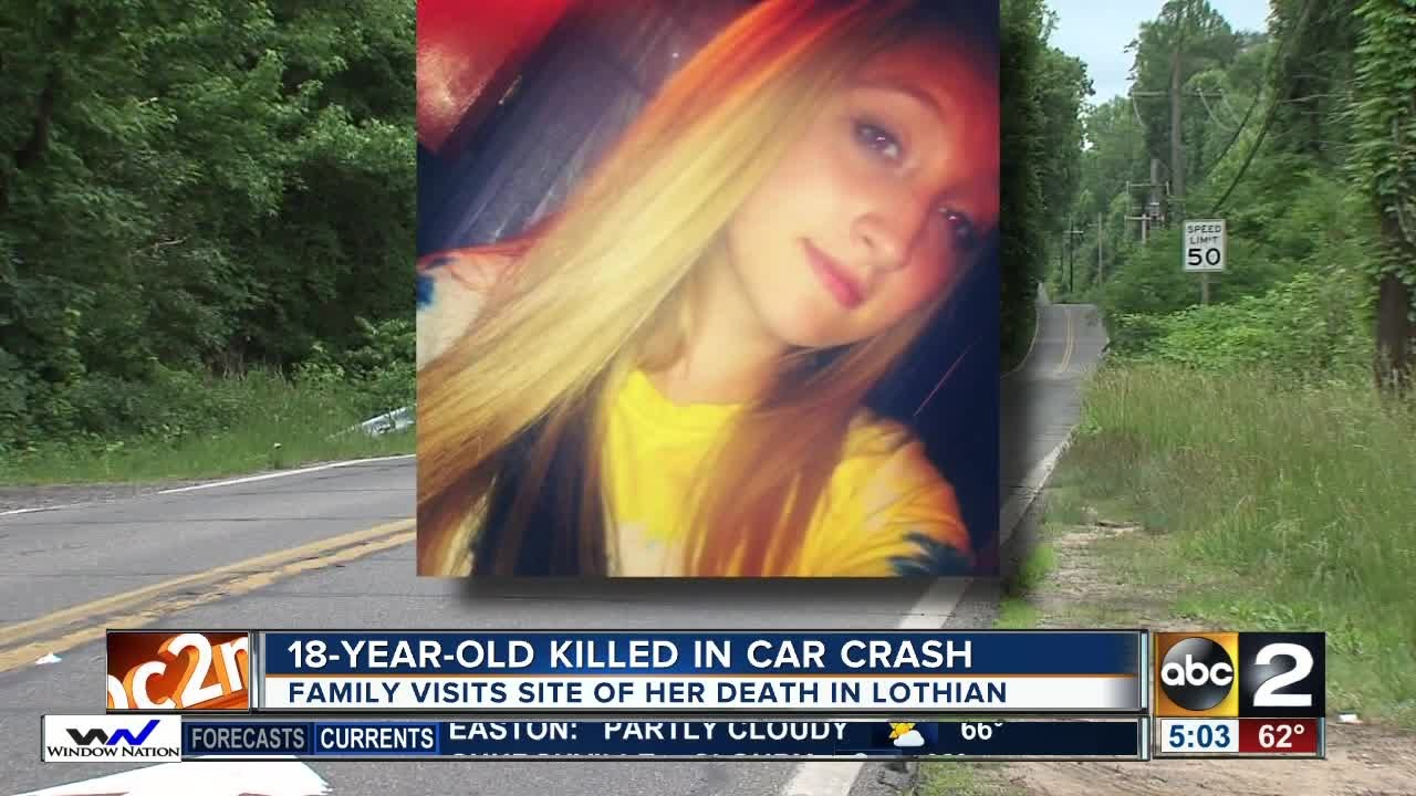 Year Old Woman Killed In Car Accident
