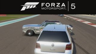Forza 5 Trolling (Annoying people) on Xbox One Online