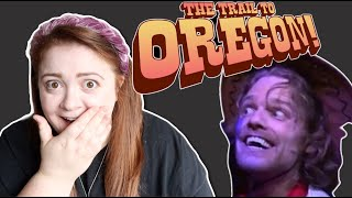 I watched The Trail To Oregon for the FIRST TIME!