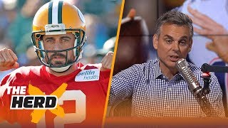 Colin Cowherd gives his 2017-18 NFL Playoff predictions | THE HERD