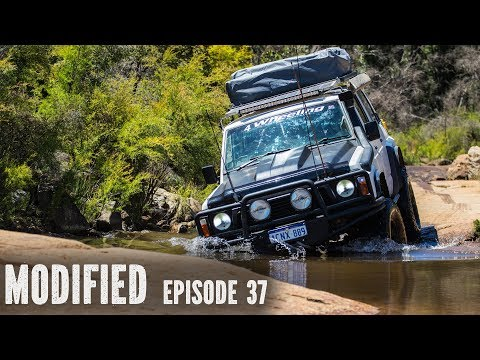 Nissan GQ Patrol, Modified Episode 37