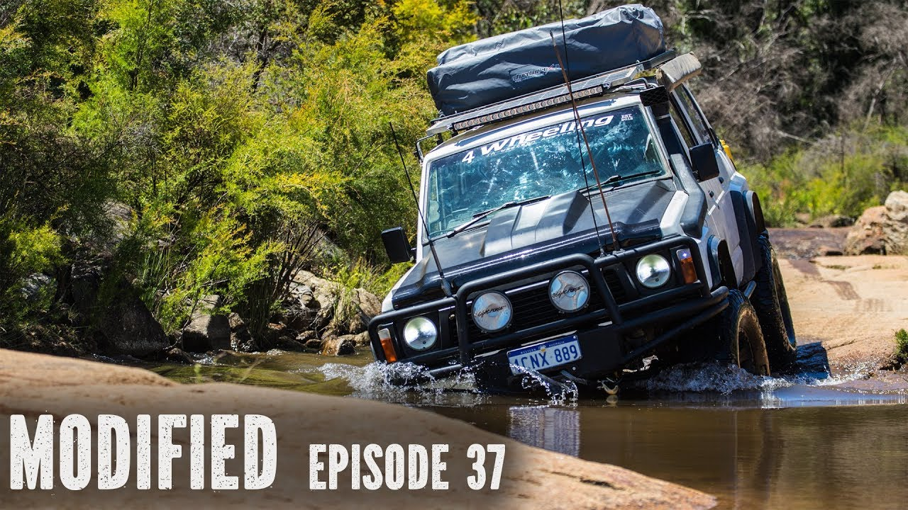 Nissan Gq Patrol Modified Episode 37 Youtube
