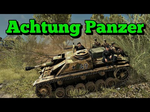 Call to Arms - Gates of Hell: Ostfront Achtung Panzer cinematic |