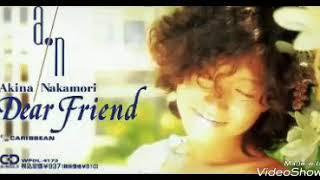 Dear Friendは中森明菜の24枚目のシングルです  1990年7月に発売.