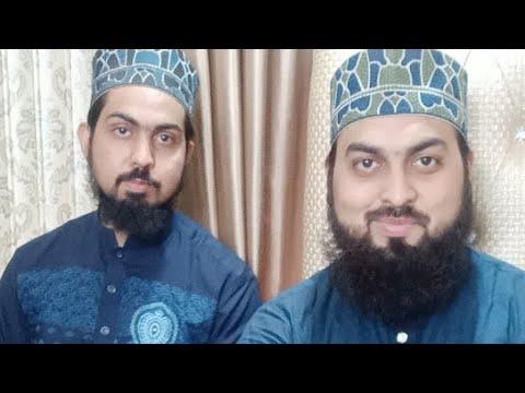Faraz Attari Live.  Ap Naat Ki Fermaish Ker Skty Hain