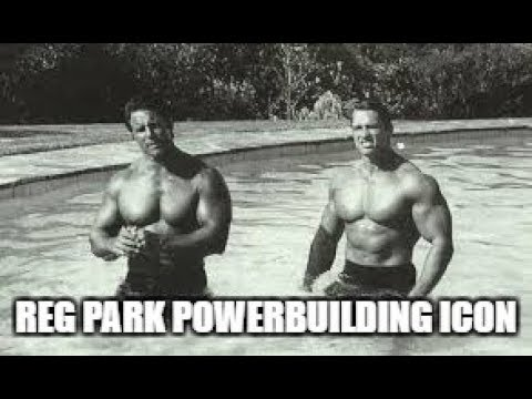 Reg Park - Powerbuilding Icon