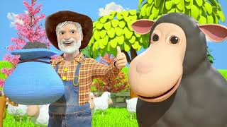 Baa Baa Black Sheep | Nursery Rhymes and Cartoon Videos | Songs for Kids by Little Treehouse