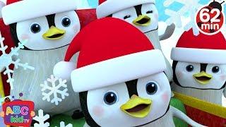 Jingle Bells (Penguins Version) + More Nursery Rhymes & Kids Songs - CoComelon