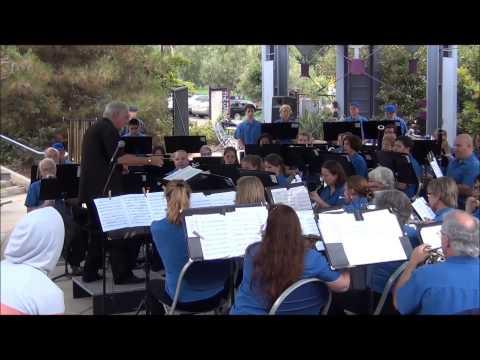 The San Diego Concert Band 072113 SATIRIC DANCES