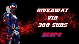 ! LIVE! GIVEAWAY VID 300 SUBS :)! (pro squad) !!! IVY-Bespo!:)! Fortnite Svenska!!!!