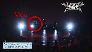 Babymetal Su-metal Yuimetal Moametal Live.