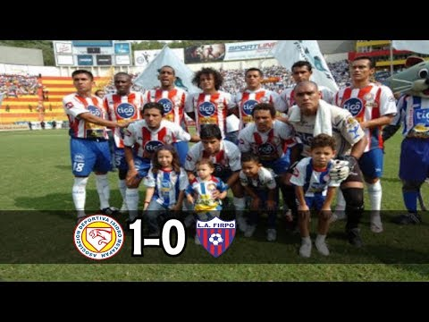 Isidro Metapán [1] vs Firpo [0] FULL GAME: FINAL ES Clausura 2009: 5.24.2009