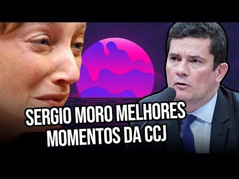 Melhores Momentos Do Juiz Sergio Moro Na CCJ!