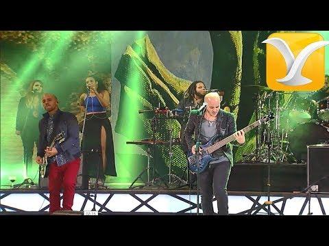 Cultura Profética - Para Estar/Ilegal - Festival De Viña Del Mar 2015 HD 1080P