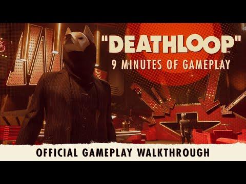 Deathloop - Official Gameplay Walkthrough |