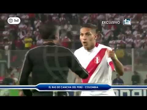 Paolo Guerrero llora tras gol de Colombia y video tiene miles de reproducciones