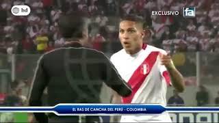 vuclip Paolo Guerrero llora tras gol de Colombia y video tiene miles de reproducciones