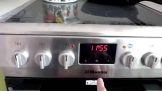 Download Настройка часов в плите Hansa 👷 🎮 Mp3 and Videos