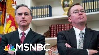 WaPo: White House Prepares For Aggressive Defense Of Executive Privilege | Hardball | MSNBC