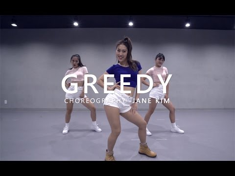 GREEDY - Ariana Grande / Choreography. Jane Kim