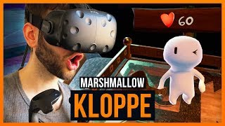 Super niedliche Killer Marshmallows! - Marshmallow Melee VR