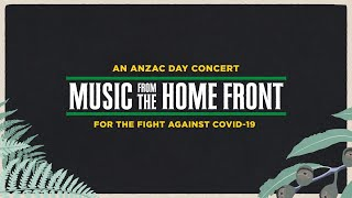 Music From The Home Front (Live Stream)