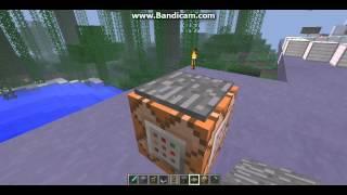 minecraft tuto comment se tp avec un command bloc