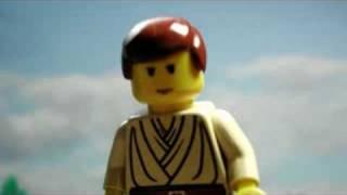 Der Fischer und seine Frau! LEGO Brickfilm.