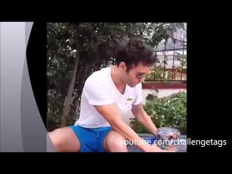 Seçkin Özdemir de ALS için meydan okudu Barış Falay Gülcan Aslan ice bucket challenge