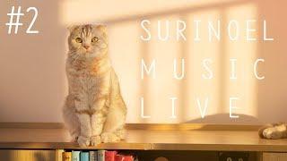 수리노을 과 함께 하는 음악 라이브 2부 힐링 방송 19.3.23 LIVE 【SURI&NOEL】