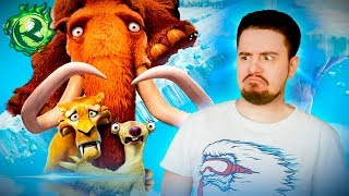 Ice Age 2 and 3 but with shame instead of ice