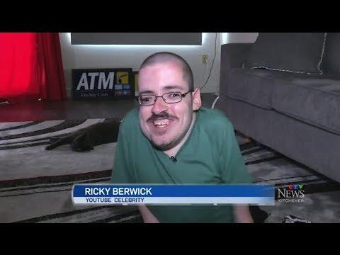 Download RICKY BERWICK ON CTV NEWS 🌎