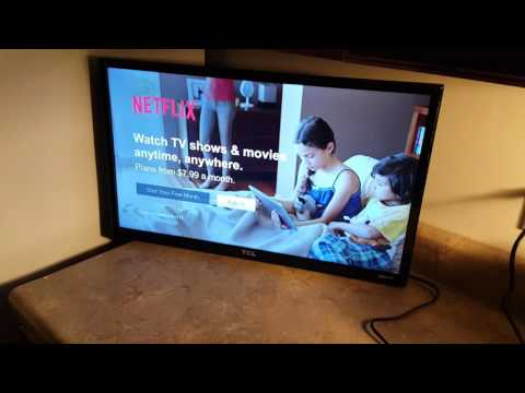TCL 28 Inch Roku Smart LEAD TV Review