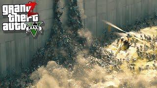 GTA 5 Зомби Апокалипсис - УНИЧТОЖЕННАЯ КАРАНТИННАЯ ЗОНА В ГТА 5 МОДЫ 24! GTA 5 ОБЗОР МОДА ВИДЕО ИГРА