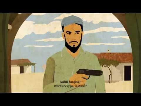 Malala (Short Animation) Animasyon - Türkçe Altyazılı