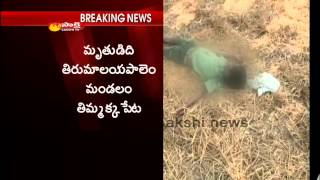 9 year old boy murdered in Khammam District