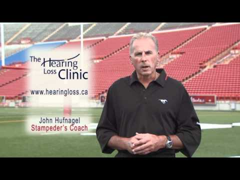 John Hufnagel - Hearing Loss