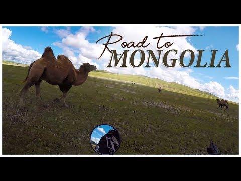 ROAD TO MONGOLIA 2017