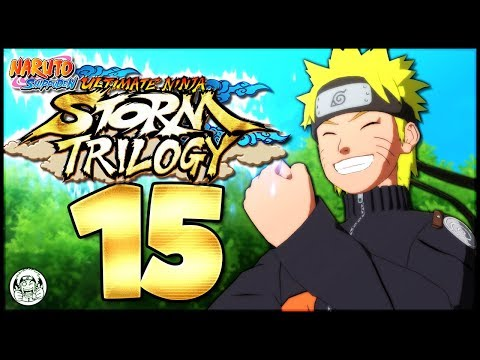DIE GLOCKEN-PRÜFUNG! - #15 - LET'S PLAY Naruto Shippuden: Ultimate Ninja Storm 2 TRILOGY/LEGACY