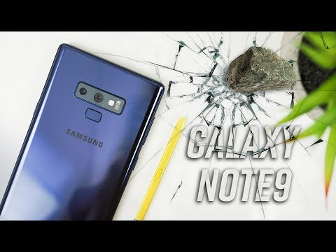 Tại sao Galaxy Note 9 vẫn bị gạch đá???