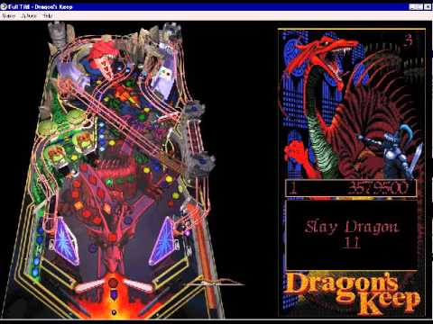 Full Tilt Pinball   Dragons Keep