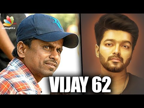 A.R. Murugadoss follows Shankar's foot steps for Vijay 62