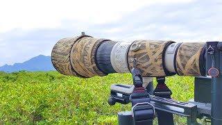 4K 25mm-15000mm 600X Super-telephoto zoom- Mountain Top   -超望遠