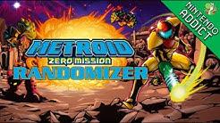 Metroid: Zero Mission RANDOMIZER   Live Playthrough [#1]